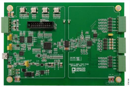 了ad4111,磁兼容性(emc)印刷电路板
