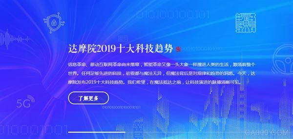 2019十大科技趋势,数字身份,自动驾驶,智能城市