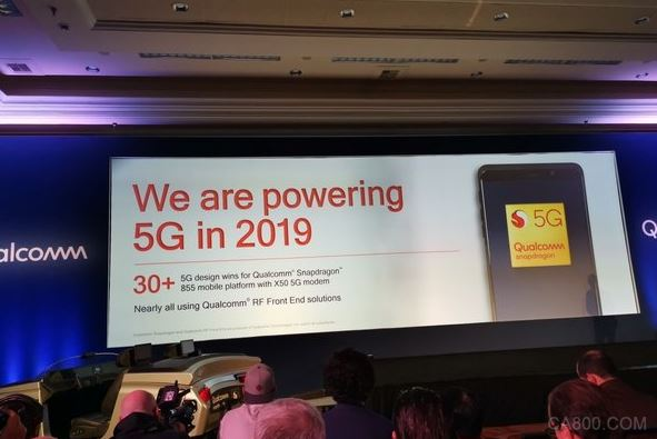 高通,CES2019,5G设备,骁龙X50平台