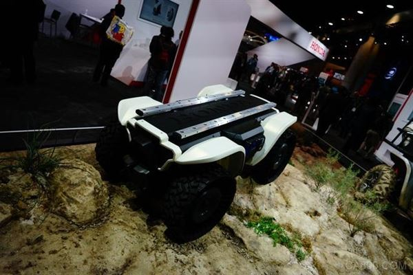 CES,本田,自动驾驶作业概念车,车用无线充电技术
