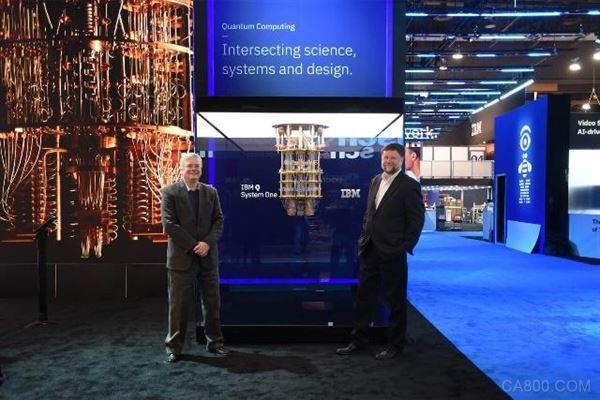IBM,独立量子计算机