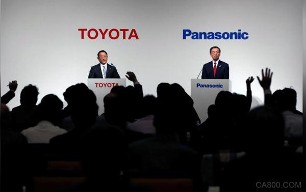 松下电器,丰田汽车,新能源汽车吗用锂电池