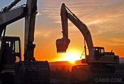 工程机械行业,挖掘机,装载机