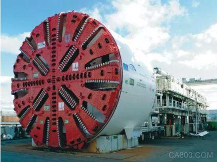 水冷变频器,丹佛斯,盾构机