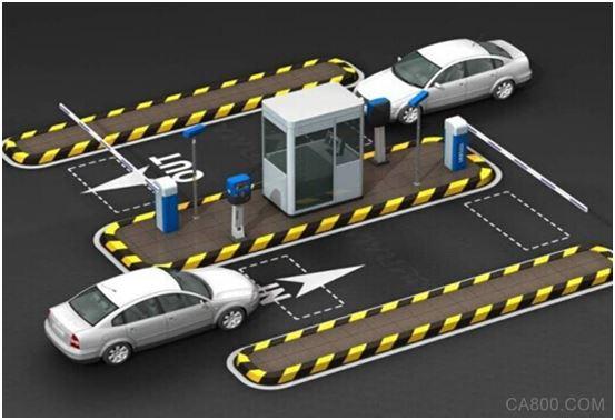 搭建过程,安防,智慧社区,停车场系统,工业