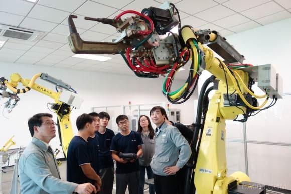 中国制造2025,智能制造技术