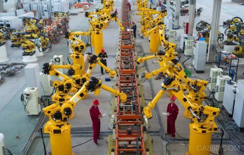 安徽,工业机器人