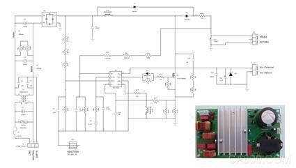 安森美,NCL2801电流模式临界导通型(CrM)功率
