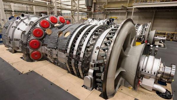 西门子,大型燃气轮机业务,三菱重工
