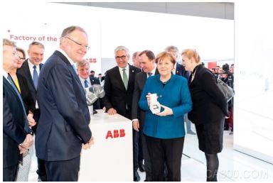 汉诺威工业博览会,ABB,数字化,自动化