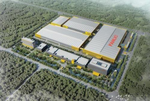 全球最大机器人生产基地,发那科(FANUC)