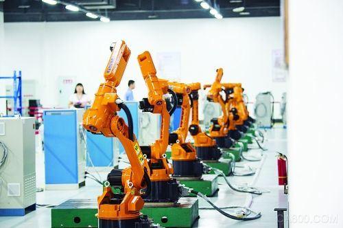 人机协作,国产工业机器人