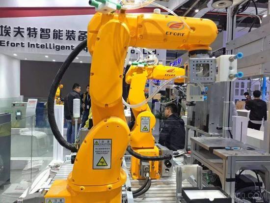 埃夫特,登陆国内资本市场,国产工业机器人