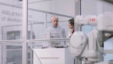 ABB機器人,上汽大眾,機器人涂裝解決方案