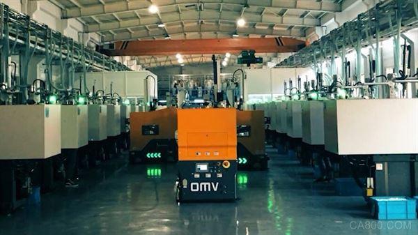 OMV料框抓取机器人