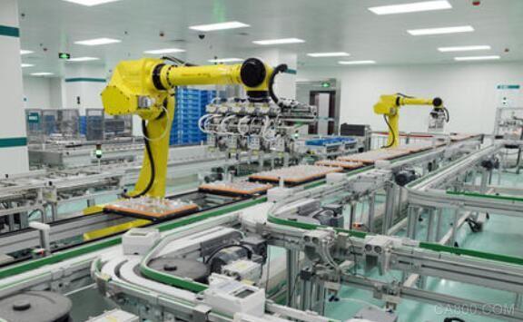 工业机器人,智能制造
