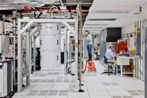 IBM,红帽,量子计算机