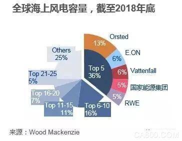 海上风电,国家能源集团,华能,中广核,国家电网