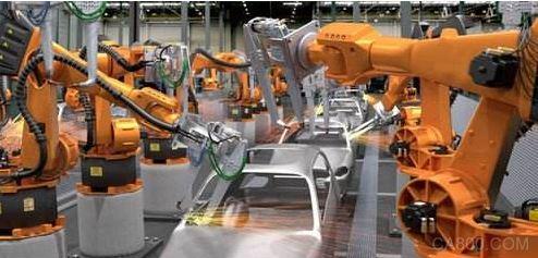 机器人产业联盟,工业机器人