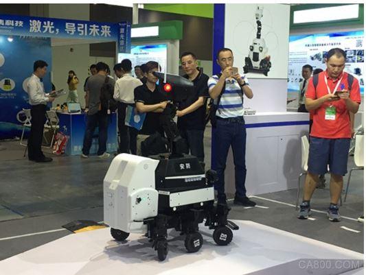 机器人,智能制造