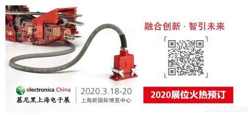 慕尼黑上海电子展,电子行业