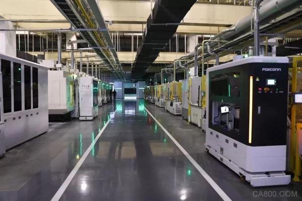 灯塔工厂,工业4.0,上汽大通南京工厂