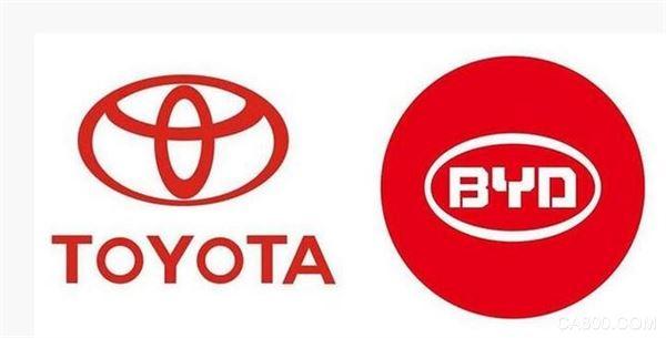 比亚迪,丰田,电动汽车