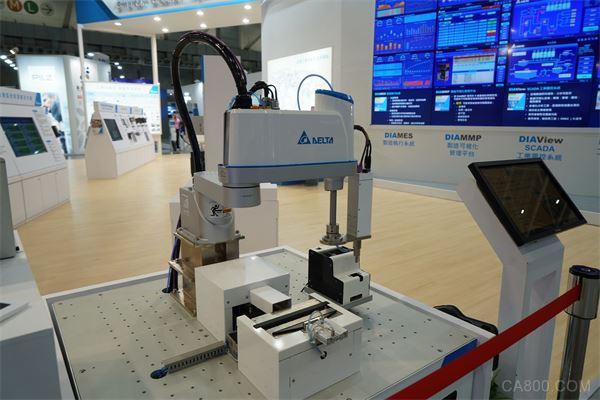台达,自动化,智能制造,智能设备,展会