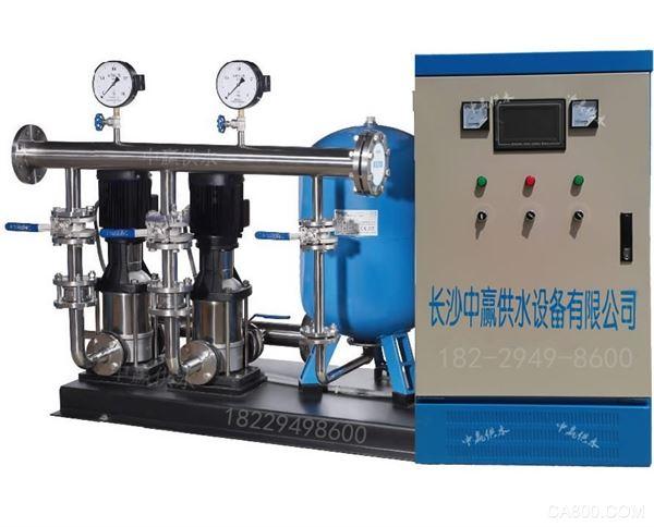 恒压变频供水设备常见的故障解决