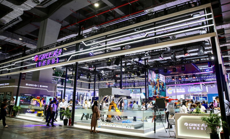 博览会,工业机器人,智能装备,制造业,伺服电机