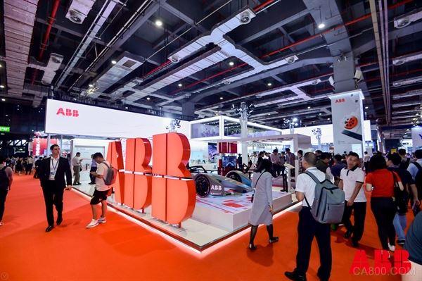 工业博览会,ABB,数字化产品,解决方案,自动化