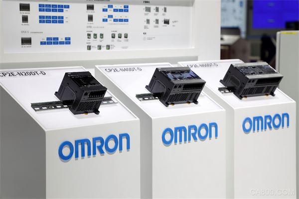 欧姆龙,工业博览会,智能制造,智能化,信息化
