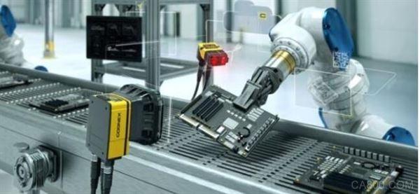 机器视觉,工厂自动化
