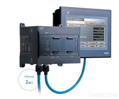 控制器,自动化,欧姆龙,装置,可视化