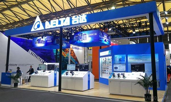 台达,物流技术与运输系统展,自动控制产品,智能工厂