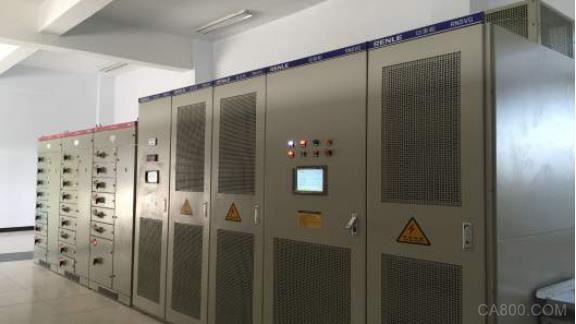 供水配套工程,电能质量治理,电网