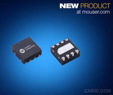 电子元器件,贸泽电子,Maxim,MAX4002x比较器