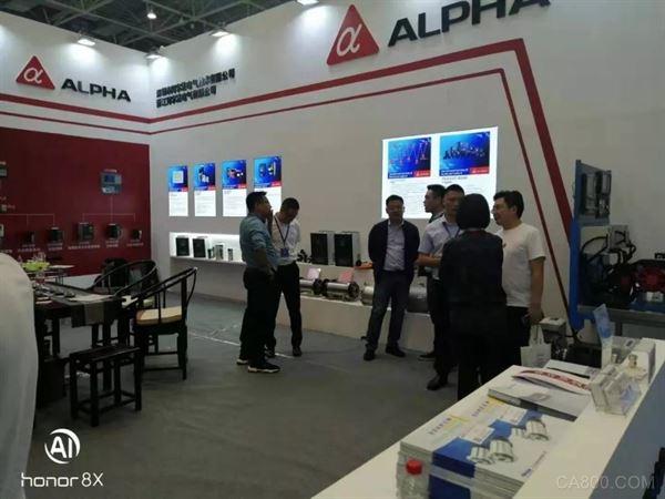 機床展,工業控制設備,阿爾法,變頻器,交流伺服系統