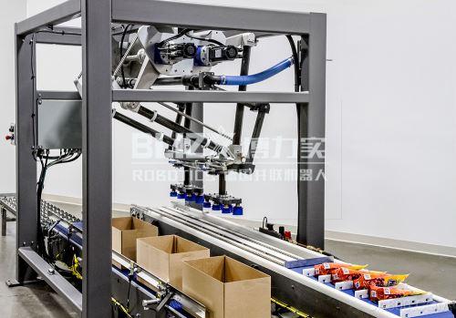 进口博览会,博力实,工业机器人,全方位解决方案,自动化