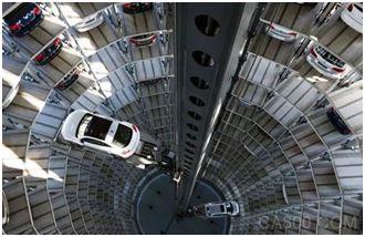智慧停车场,华北工控,高科技停车