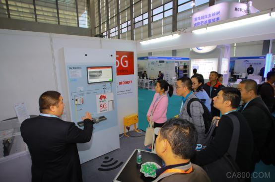 华南工业智造展,SMF ,智慧工厂,工业机器人