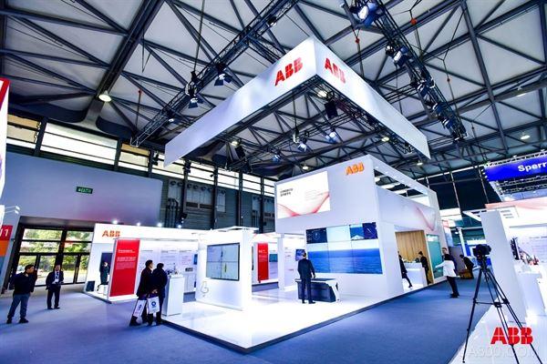 国际海事展,ABB,领船舶行业,数字化,智能化