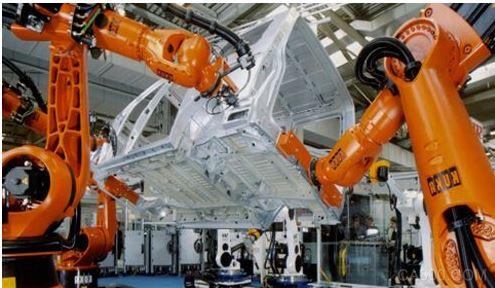 汽车产业,工业机器人,服务机器人