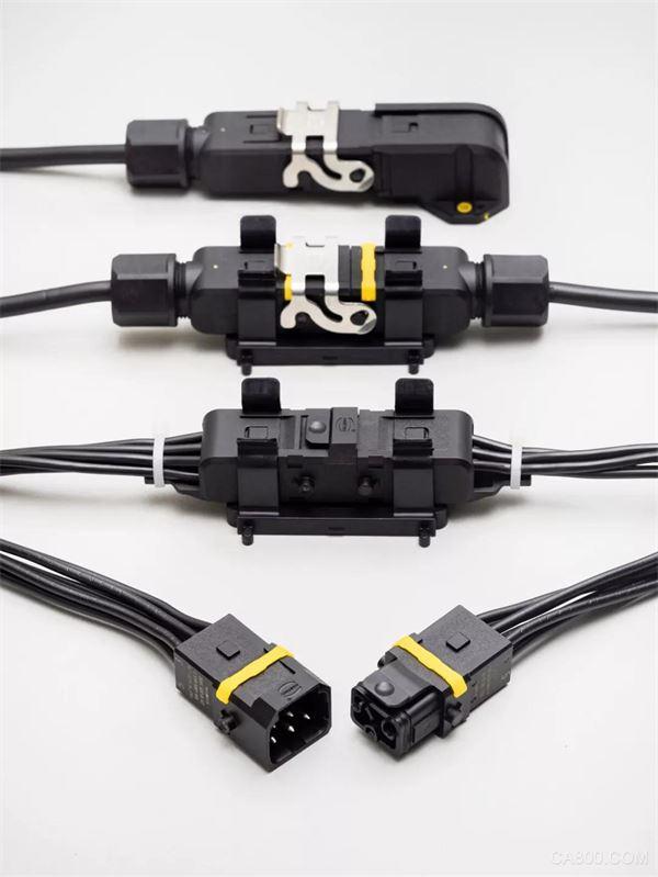 浩亭,数字化,连接器,电源模块