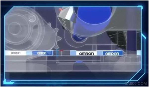 欧姆龙,枕包机,自动化,传感器