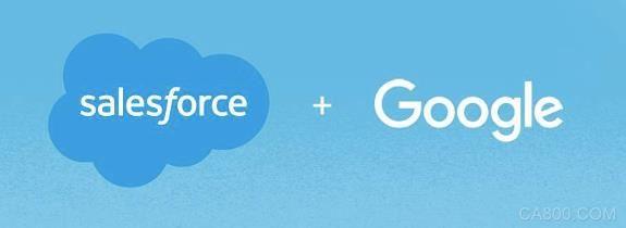 谷歌,Salesforce,云服务