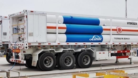 工业气体,林德