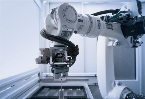 机器人,物联网,AI