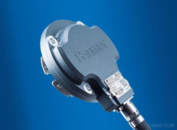 堡盟BPIV2多通道轮轴编码器可有效减少安装调整的工作量。编码器的轴承组可现场更换,维护非常方便,对于轴两端的安装空间十分有限的列车而言,这种设计堪称最佳解决方案。