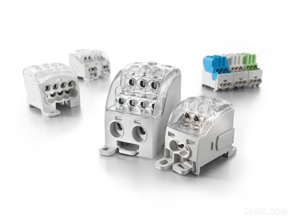 长电缆,魏德米勒, WPD接线端子,铝导线的联接